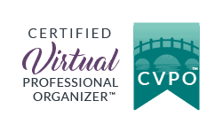 CVPO Certification Badge Small Horizontal